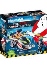 Playmobil Stantz avec Véhicule Volant 9388