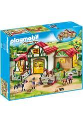 Playmobil Granja De Caballos 6926