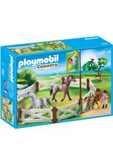 Playmobil Country Recinto dei Cavalli 6931