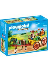 Playmobil Country Calesse con Cavallo 6932