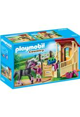 Playmobil Country Stalla con Cavallo Arabo 6934