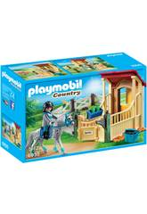 Playmobil Country Stalla con Cavallo Appaloosa 6935
