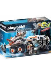 Playmobil Camion Spy Team 9255