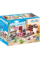 Playmobil Große Familienküche 9269