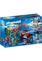 Playmobil Super 4 Monster Truck con Alex e Rock Brock 9407