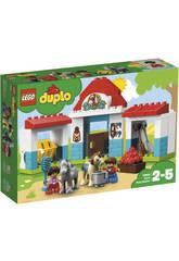Lego Duplo Écurie des Poneys 10868