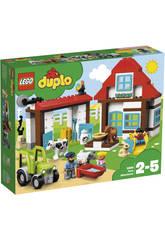Lego Duplo Aventuras en la Granja 10869