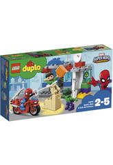 Lego Duplo Le Avventure di Spider-Man e Hulk 10876
