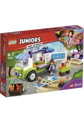 Lego Juniors Marché Organique de Mia 10749