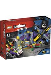 Lego Junior Attacco alla Bat-caverna di The Joker 10753