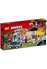 Lego Juniors Les Indestructibles 2 La Grande Evasion 10761