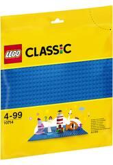 Lego Classic Base Azul 10714
