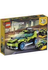 Lego Criador Reação Rally Car 31074