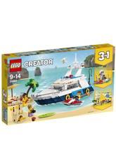 Lego Creator Aventuras en el Yate 31083