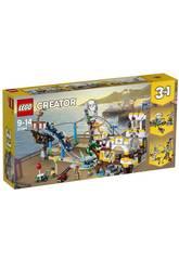 Lego Creator Montaña Rusa Pirata 31084