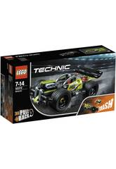 Lego Technic ¡Golpea! 42072
