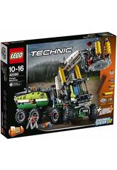 Lego Technic machine forestière 42080