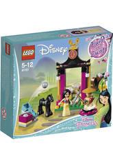 Lego Princesas Día de Entrenamiento de Mulan 41151