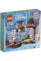 Lego Princesas Aventura en el Mercado de Elsa 41155