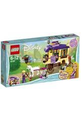 Lego Prinzessinnen Reise-Wohnwagen von Rapunzel41157