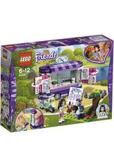Lego Friends Emma Art Post 41332