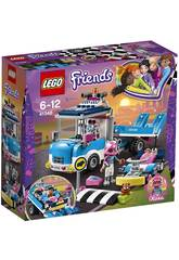 Lego Friends Camion d'Assistance et de Maintenance 41348