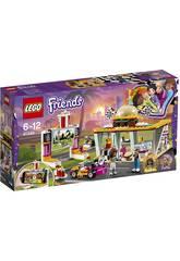Lego Friends Cafétéria de Pilotes 41349