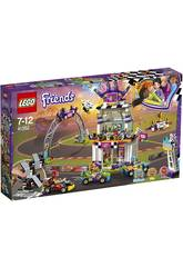 Lego Friends Jour de la Grande Course 41352