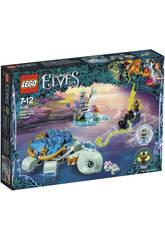 Lego elfos naida e a emboscada da tartaruga de água 41191
