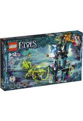 Lego Elves Tour de Noctura et le Sauvetage du Renard de la Terre 41194