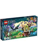 Lego Elves Ataque de los Murciélagos al Árbol de la Estrella Élfica 41196