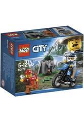 Lego City Persecución a Campo Abierto 60170