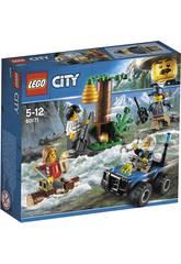 Lego City L'évasion des Fugitifs en Montagne 60171