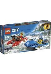 Lego City Fuga sul fiume 60176
