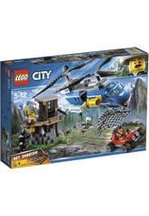 Lego City Arresto in montagna 60173
