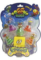 Poeeng Bugs Set De 6 Poeengs Bandai 153529