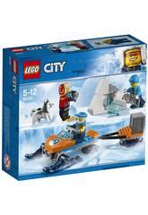 Lego City Ártico Equipo de Exploración 60191