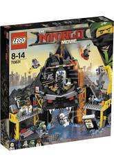 Lego Ninjago Repaire Volcanique de Garmadon 70631