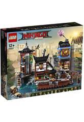Lego Ninjago Piers der Stadt 70657
