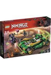 Lego Ninjago Bolide Ninja Nocturne 70641