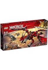 Lego Ninjago Llama del Destino 70653