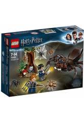 Lego Harry Potter Guarida de Aragog 75950