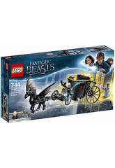 Lego Animaux Fantastiques L'évasion de Grindelwald 75951