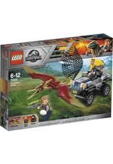 Lego Jurassic World La Chasse du Ptéranodon 75926