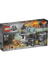 Lego Jurassic World L'évasion du Stygimoloch 75927