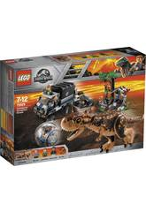 Lego Jurassic World Flight de Carnotaurus 75929