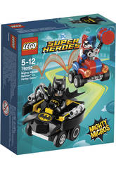 Lego Super Héroes Mighty Micros Batman Vs. Harley Quinn 76092