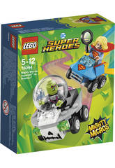 Lego Super Héroes Mighty Micros SuperGirl vs. Brainiac 76094