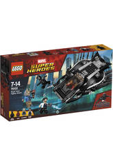 Lego Super Héroes Ataque del Royal Talon Fighter 76100