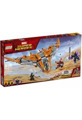 Lego Super Heroes Thanos definitive Schlacht 76107